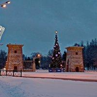 Новогоднее :: Олег Попков