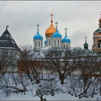 Новоспасский :: Дмитрий Анцыферов