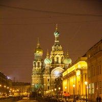Спас на крови :: Никита Иванов