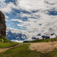 The Alps 2014 Italy Dolomites 42 :: Arturs Ancans