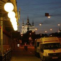 Помощь телу и душе :: Sergey Miroshnichenko