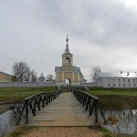 Введено-Оятский монастырь :: Наталья Левина