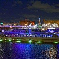 Москва-река :: Елена Чижова