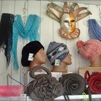 Ещё совсем недавно на рынке был бутик... :: Нина Корешкова