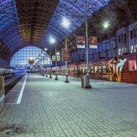 Москва, Киевский Вокзал :: Дмитрий Тверетинов