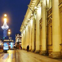 Невский проспект.Продолжаем фланировать* :: Владимир Гилясев