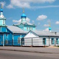 Церковь Вознесения Господня г. Белово :: Светлана Миновская