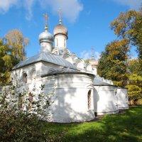 Храм Михаила Архангела :: Nikolay Monahov