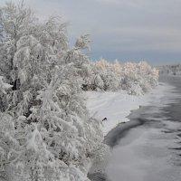 Зимняя речка :: Ольга