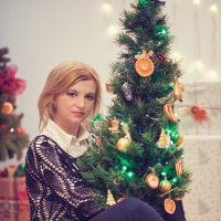 Новый год 2015 :: Яна