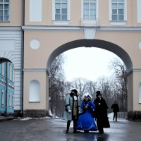 Обитатели Екатерининского парка :: Таня Фиалка