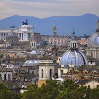 Рим или воспоминания об Италии :: Марина Волкова