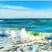 Средиземное море. Сиде :: Ольга Степанова