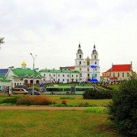 в Минске :: Aleksandr Grynn