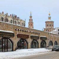 Прогулка по улицам Казани :: leoligra