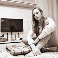 Я сегодня себе подарю тишину – тихий праздник безмолвия, света :: Ирина Данилова
