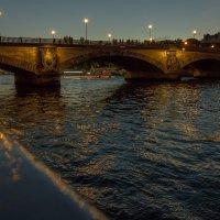 Мост Инвалидов в Париже :: leo yagonen