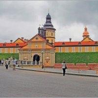 Несвижский замок 16век. :: Роланд Дубровский