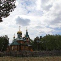 Церковь Николая Чудотворца. :: Андрей