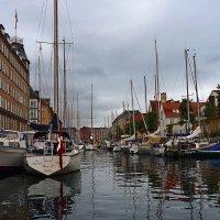Копенгаген. Канал :: Клара Кузнецова