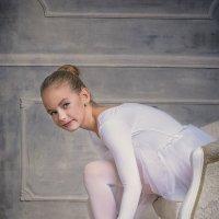 Юная балерина :: Виктория Дубровская