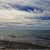 Необычное небо :: Сергей Бережко