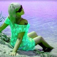 элла на пляже :: Элла Перелыгина