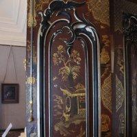 Дворец Петра III. Дверь в спальню :: Елена Павлова (Смолова)