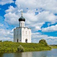 Весна, Покрова на Нерли :: Валентин Раев