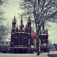 Вильнюс :: Ирина Пономарева