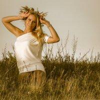 Степная красавица :: Михаил Букреев (NYIP)