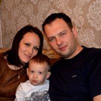 Семейный портрет :: Анатолий Васильевич Белоконь