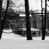 Питерские Углы, Старая Усадьба :: sv.kaschuk