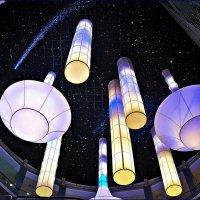 Мерцающее звёздное небо нашего ТЦ. :: Валерия Комова