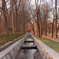 В Кадриорге, Таллинн. :: Михаил Лесин
