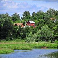 На рыбалке :: Андрей Куприянов