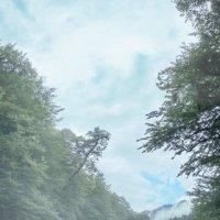река Белая у старта рафтов в Гузерипле :: Алексей Меринов