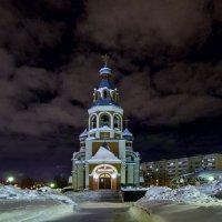 Крещенская ночь :: gribushko грибушко Николай