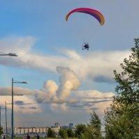Полет на грани риска (2) :: Valeriy Piterskiy