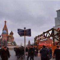 Красная площадь сегодня. :: Анастасия Смирнова