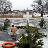 Крещенские купания. :: Валентина ツ ღ✿ღ