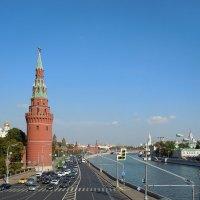 Кремлевская башня :: Ольга Савотина