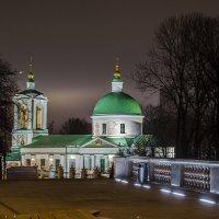 Храм Троицы Живоначальной на Воробьевых горах :: Ирина Шарапова