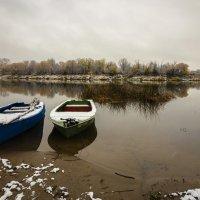 Тишина осеннего дня :: Валентин Котляров
