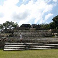 Лестница индейцев майя. Ручная работа. Гарантия - 1000 лет. :: Владимир Смольников