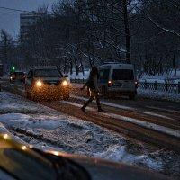И нужно переход пройти, не паникуя, не боясь... :: Ирина Данилова
