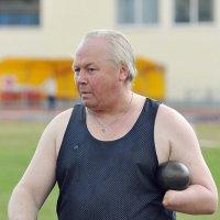 Спорт равных возможностей :: Анатолий