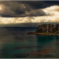 "островок ""Мышиный""...Корфу(Греция).. :: Александр Вивчарик"