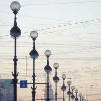 городские вертикали... :: Марина Харченкова