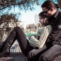 Александр и Юлия :: Марина Щуцких